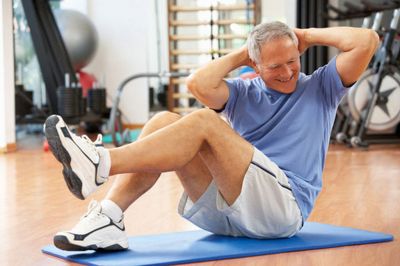 Over 40? Men's Health Starts with HPI